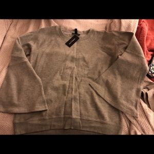 Kenneth Cole sweater new w/ tags gray